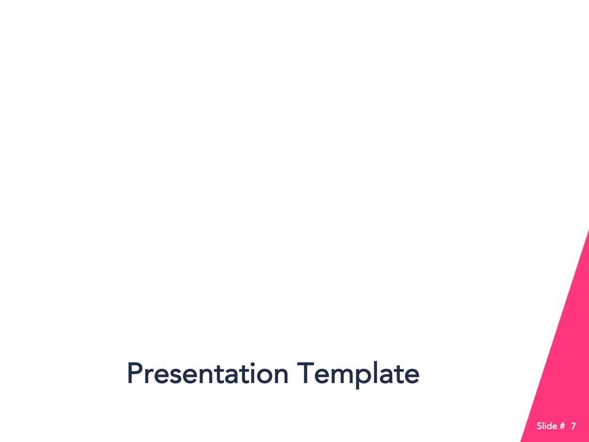 Perfect Training Google Slides Theme, Slide 8, 05172, Presentation Templates — PoweredTemplate.com