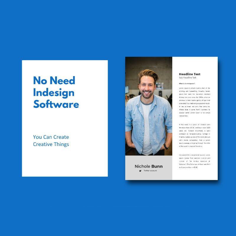 Company profile 2020 ebook keynote template, Slide 3, 05179, Business Models — PoweredTemplate.com