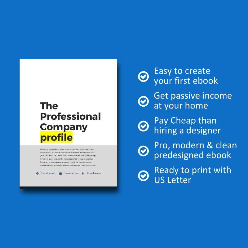 Company profile 2020 ebook keynote template, Slide 9, 05179, Business Models — PoweredTemplate.com