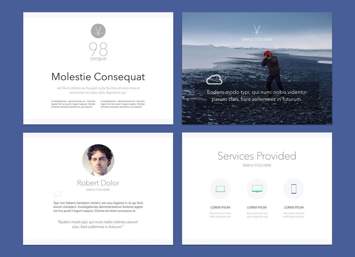Disclosure Google Slides Presentation Template, Slide 2, 05183, Presentation Templates — PoweredTemplate.com