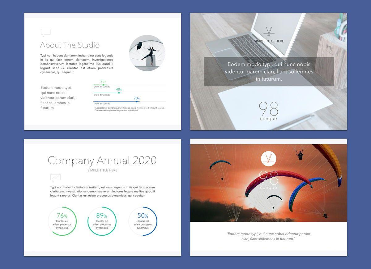 Disclosure Google Slides Presentation Template, Slide 3, 05183, Presentation Templates — PoweredTemplate.com