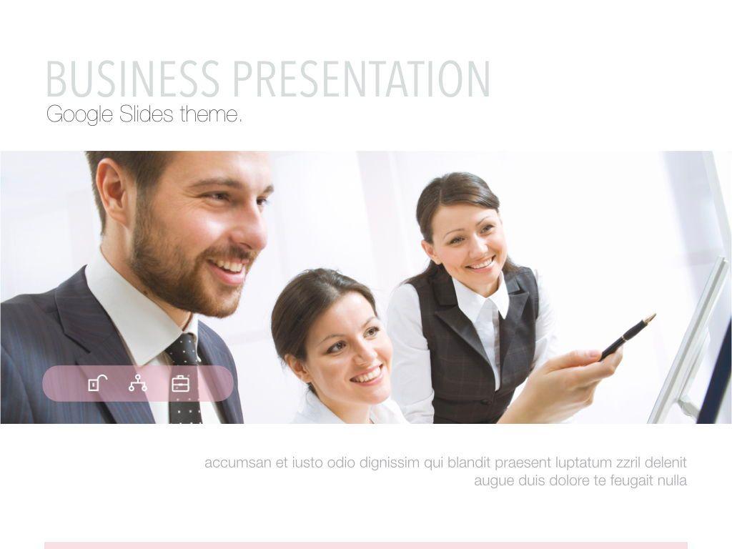 Encouragement Google Slides Presentation Template, 05186, Presentation Templates — PoweredTemplate.com