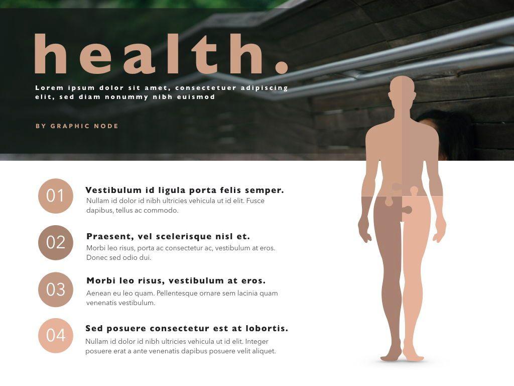 Healthy Content Google Slides Presentation Template, Slide 6, 05191, Presentation Templates — PoweredTemplate.com