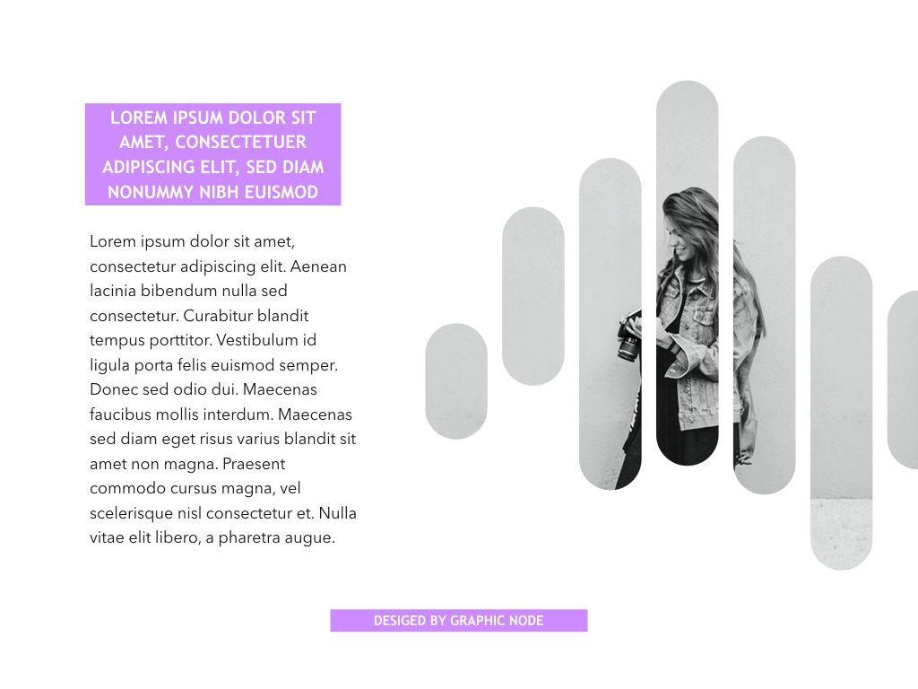 High Fashion Google Slides Presentation Template, Slide 8, 05193, Presentation Templates — PoweredTemplate.com