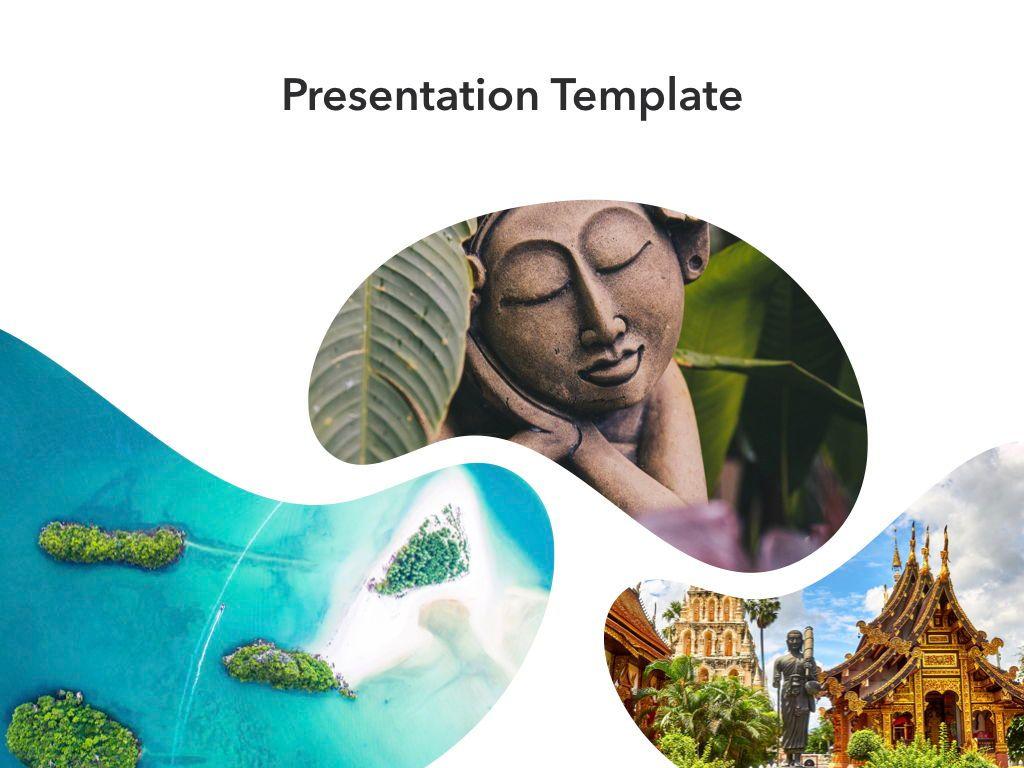 Travel Agency Keynote Template, Slide 10, 05203, Presentation Templates — PoweredTemplate.com