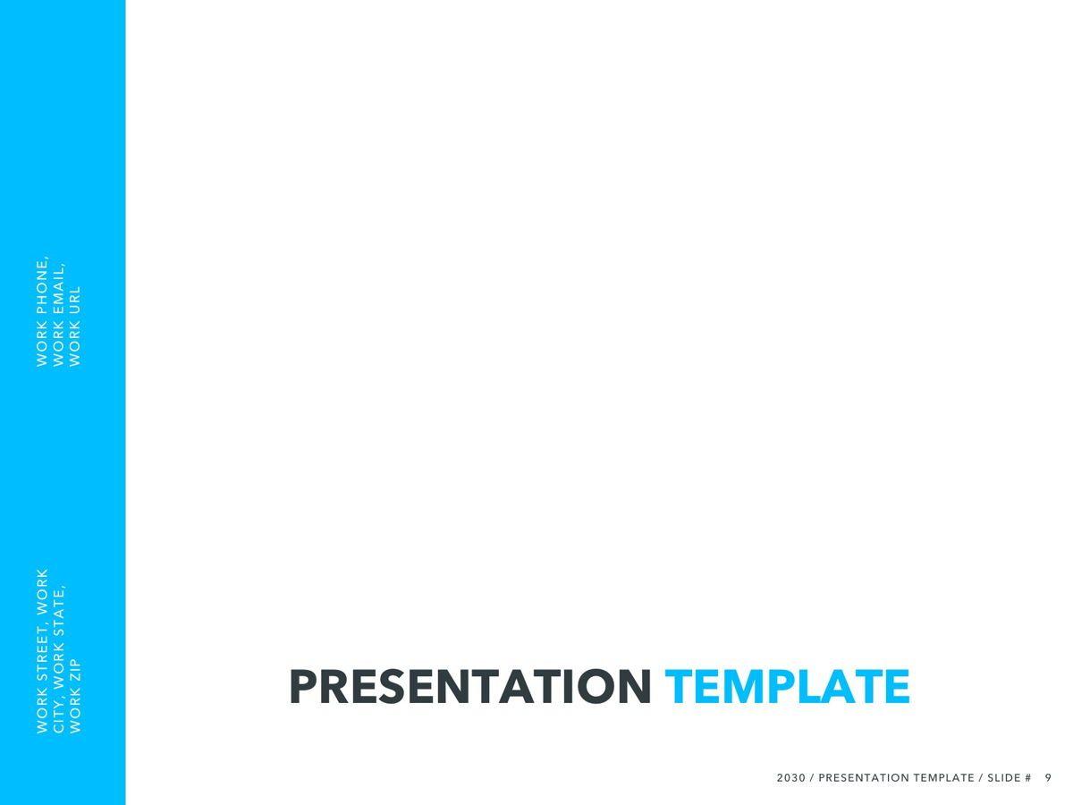 Logistics PowerPoint Theme, Slide 10, 05204, Presentation Templates — PoweredTemplate.com