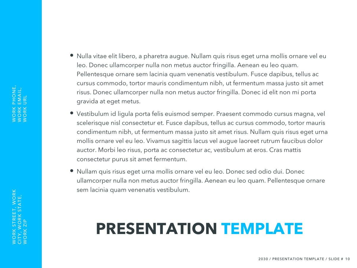Logistics PowerPoint Theme, Slide 11, 05204, Presentation Templates — PoweredTemplate.com