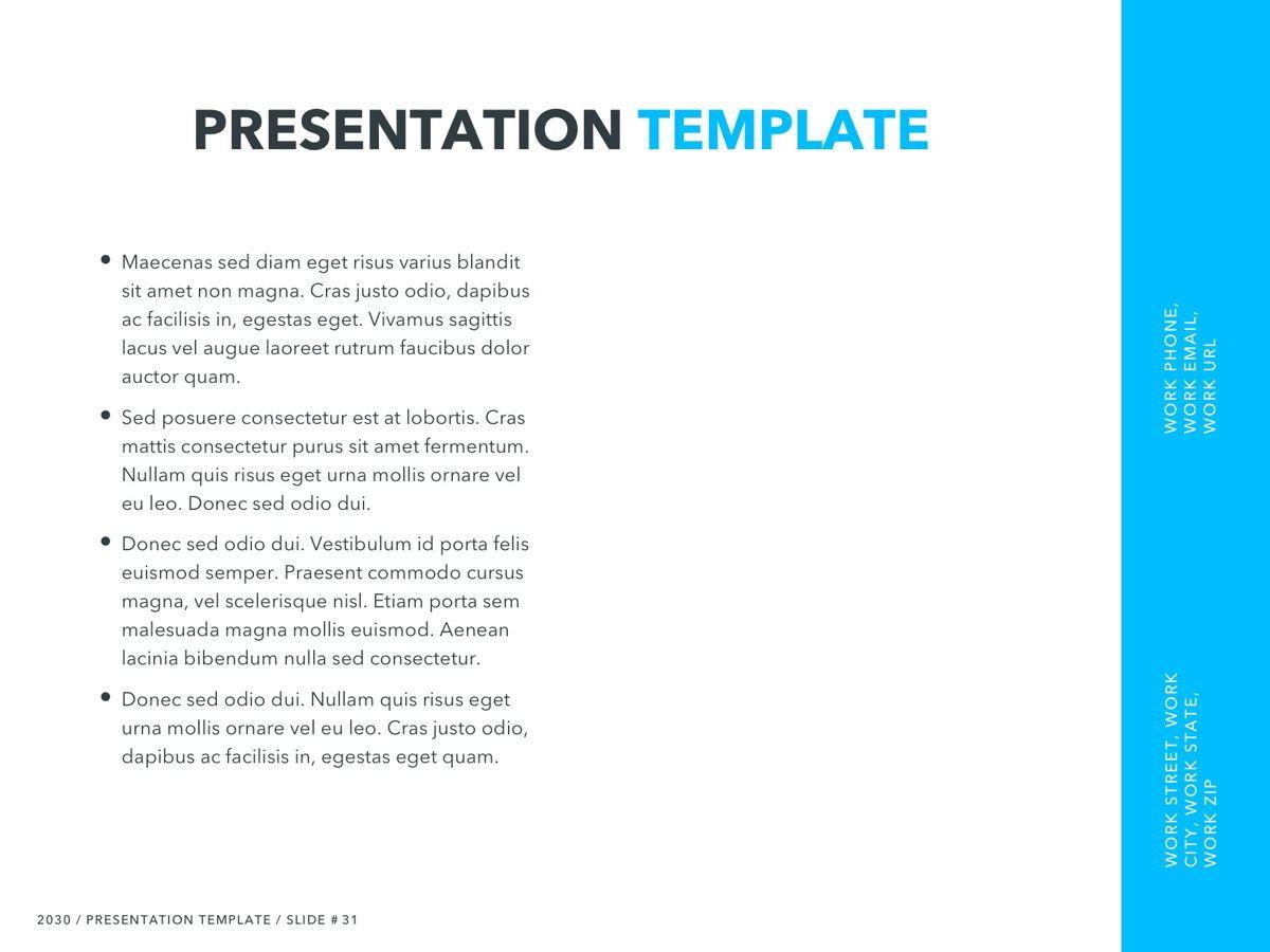 Logistics PowerPoint Theme, Slide 32, 05204, Presentation Templates — PoweredTemplate.com