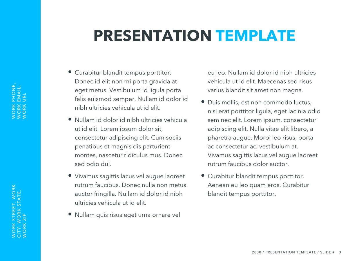 Logistics PowerPoint Theme, Slide 4, 05204, Presentation Templates — PoweredTemplate.com