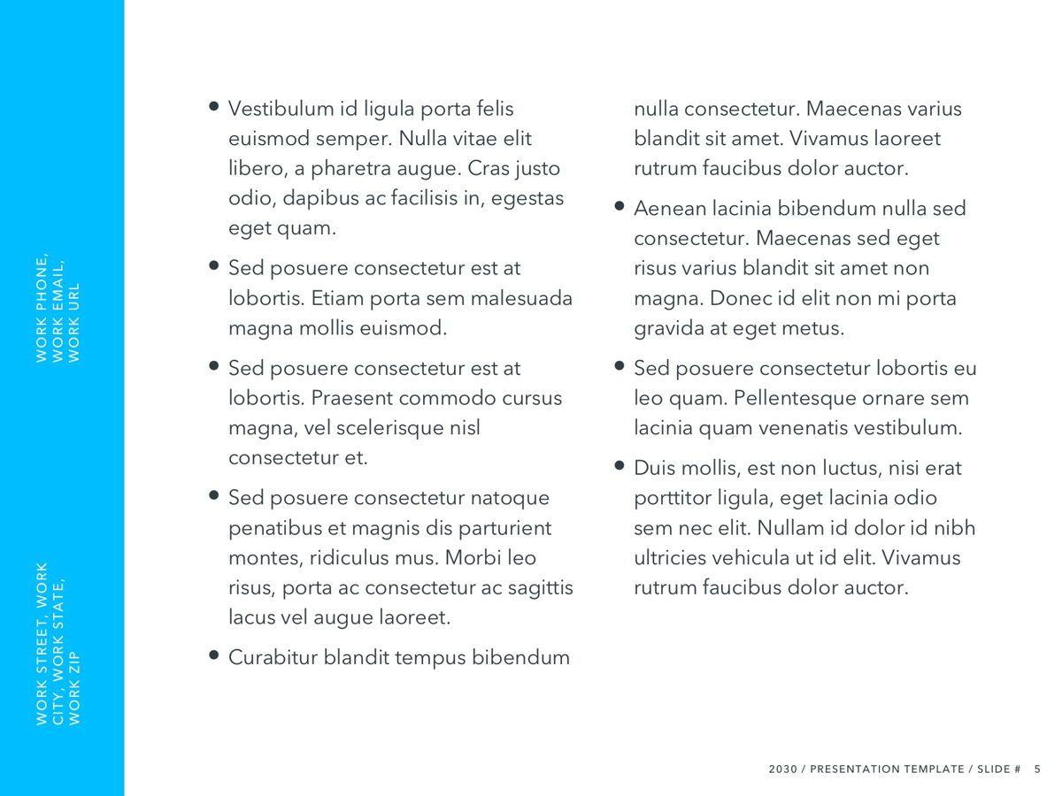 Logistics PowerPoint Theme, Slide 6, 05204, Presentation Templates — PoweredTemplate.com