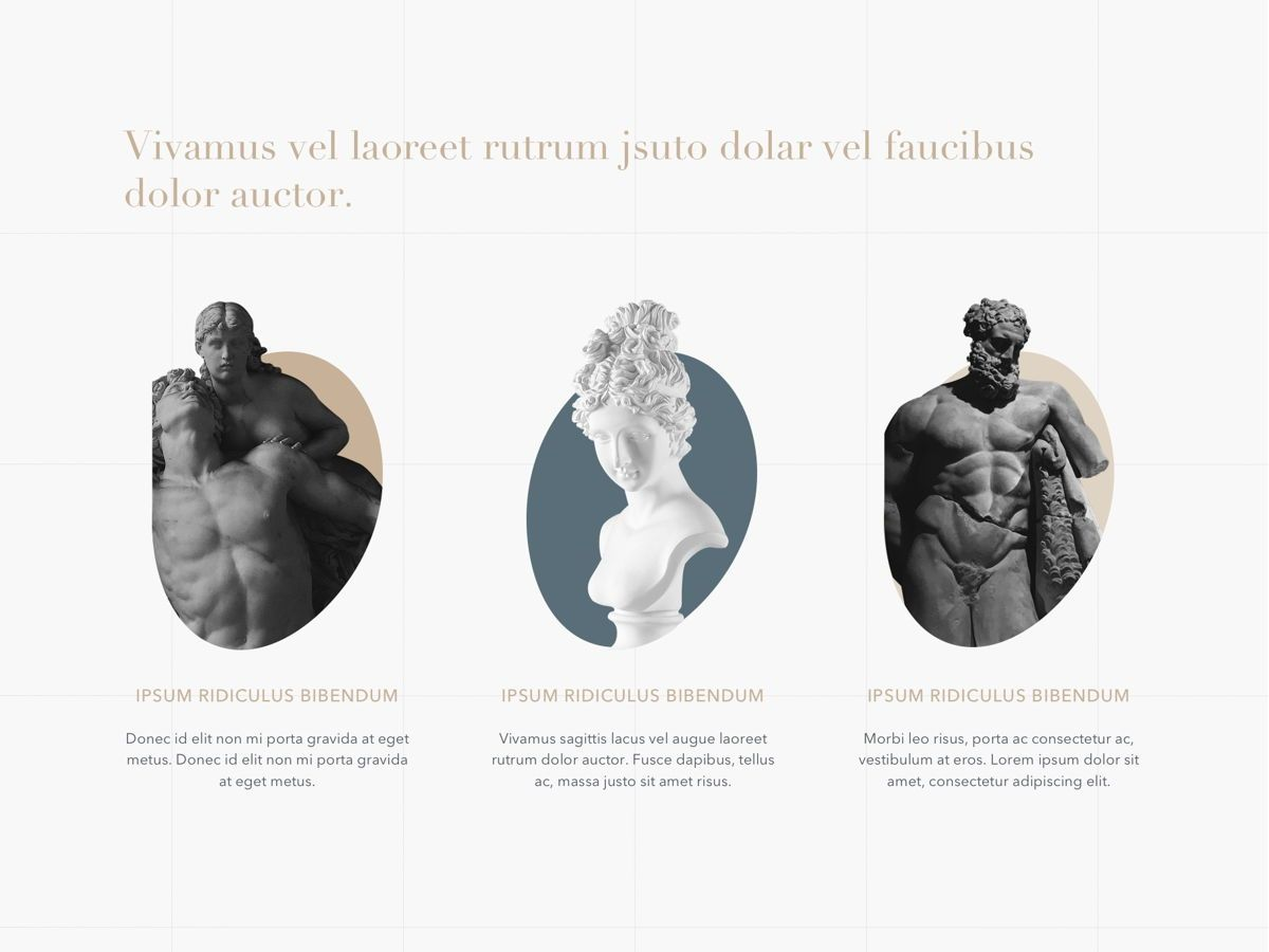 Antique PowerPoint Template, Slide 11, 05210, Education Charts and Diagrams — PoweredTemplate.com