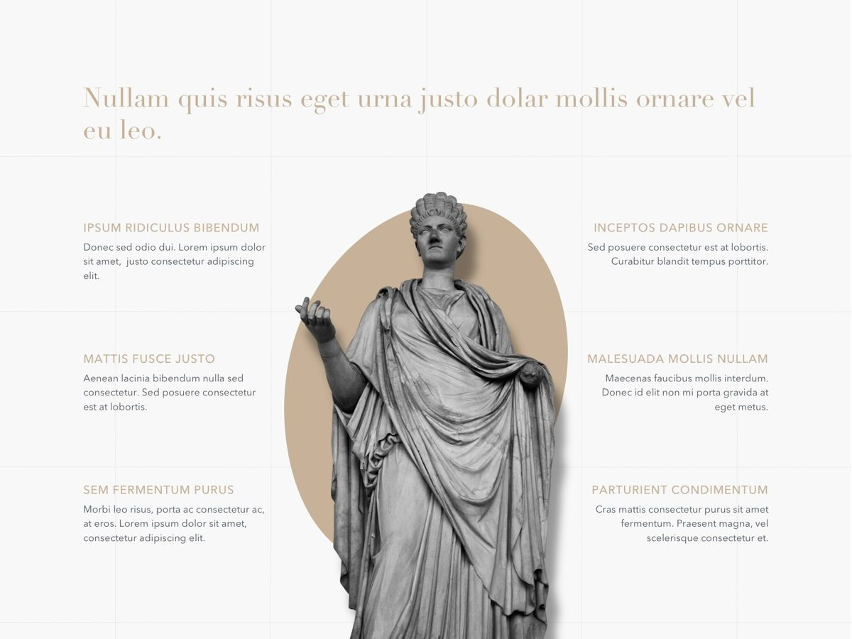 Antique PowerPoint Template, Slide 14, 05210, Education Charts and Diagrams — PoweredTemplate.com