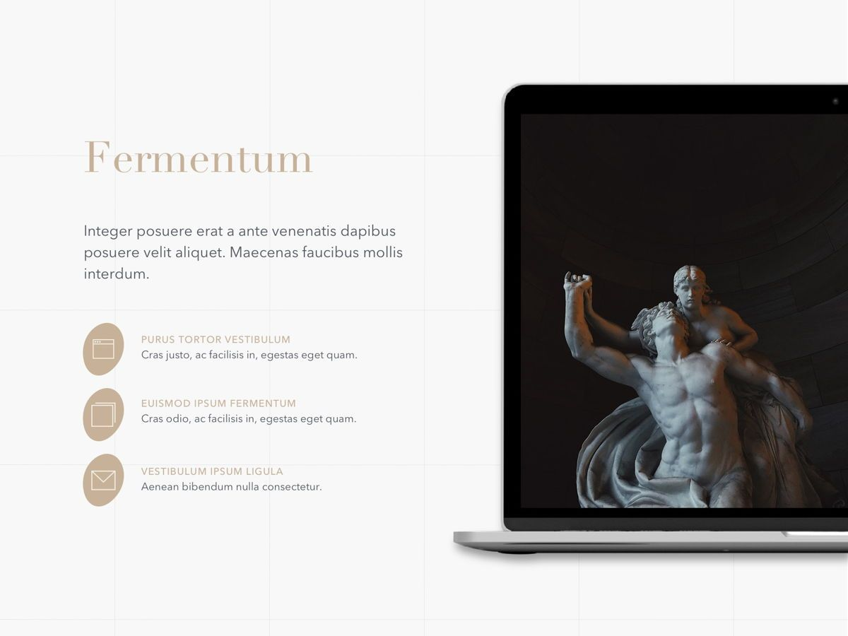 Antique PowerPoint Template, Slide 18, 05210, Education Charts and Diagrams — PoweredTemplate.com