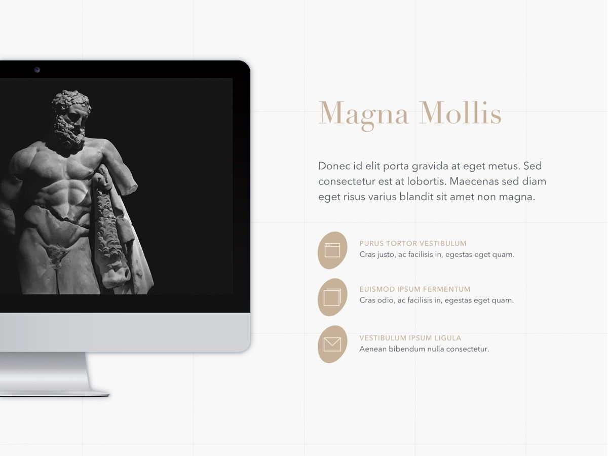 Antique PowerPoint Template, Slide 19, 05210, Education Charts and Diagrams — PoweredTemplate.com