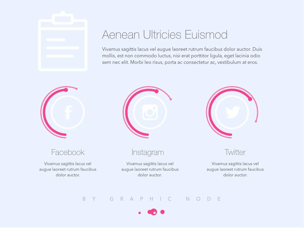 Social Expertise Google Slides Presentation Template, Slide 8, 05235, Presentation Templates — PoweredTemplate.com