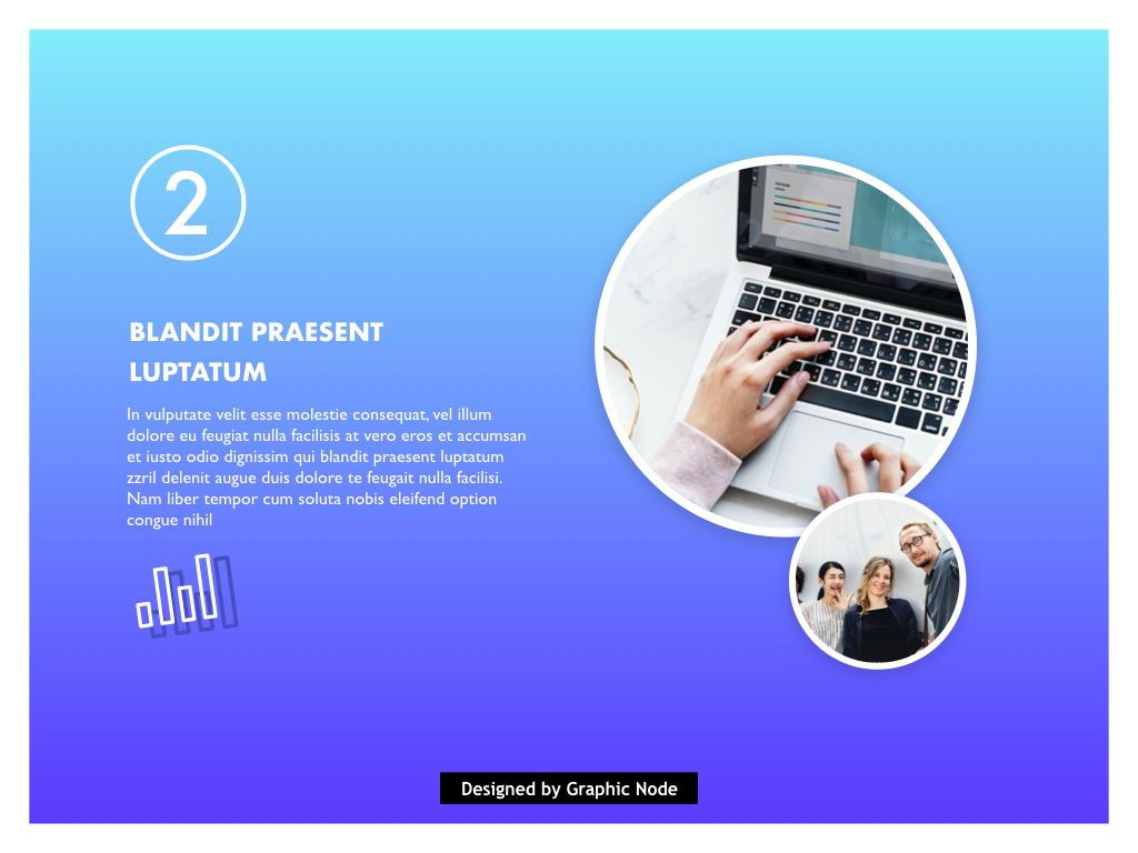 Social Media Agency Google Slides Presentation Template, Slide 5, 05236, Presentation Templates — PoweredTemplate.com