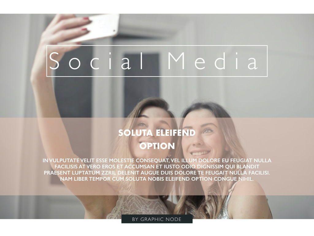 Social Media Showcase Google Slides Presentation Template, Slide 6, 05238, Presentation Templates — PoweredTemplate.com