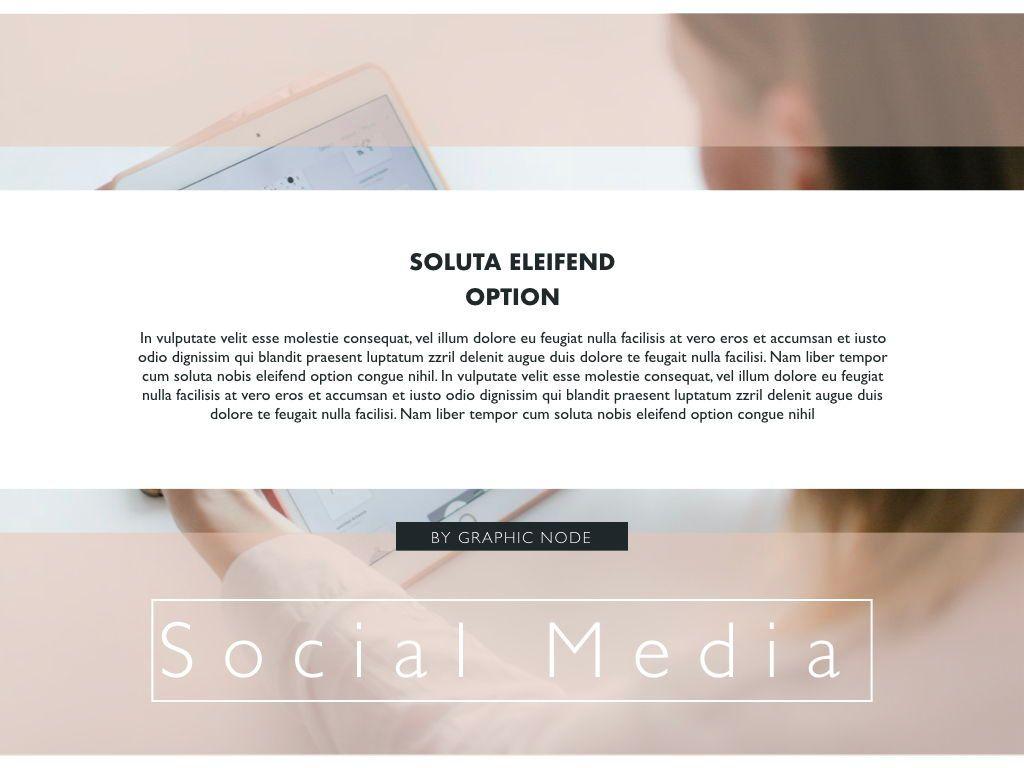 Social Media Showcase Google Slides Presentation Template, Slide 9, 05238, Presentation Templates — PoweredTemplate.com
