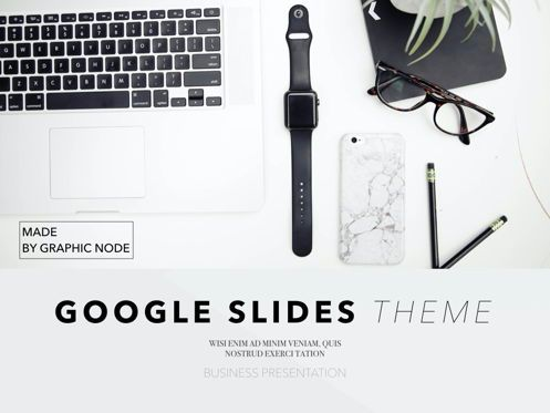 Presentation Templates: Conference 02 Google Slides Presentation Template #05257