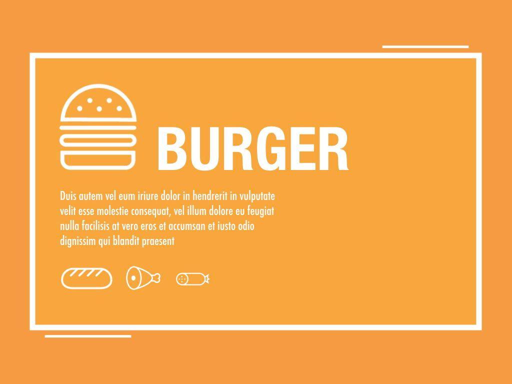 Staple Foods Keynote Presentation Template, Slide 19, 05265, Presentation Templates — PoweredTemplate.com