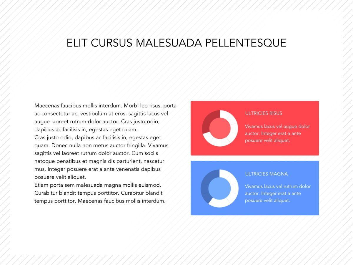 Corporate Google Slides Template, Slide 13, 05269, Presentation Templates — PoweredTemplate.com