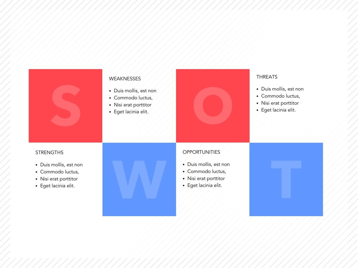 Corporate Google Slides Template, Slide 19, 05269, Presentation Templates — PoweredTemplate.com