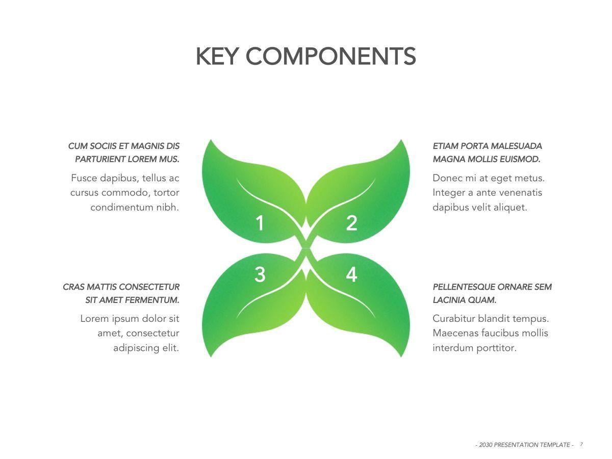 Bright and Natural Google Slides Template, Dia 8, 05270, Presentatie Templates — PoweredTemplate.com