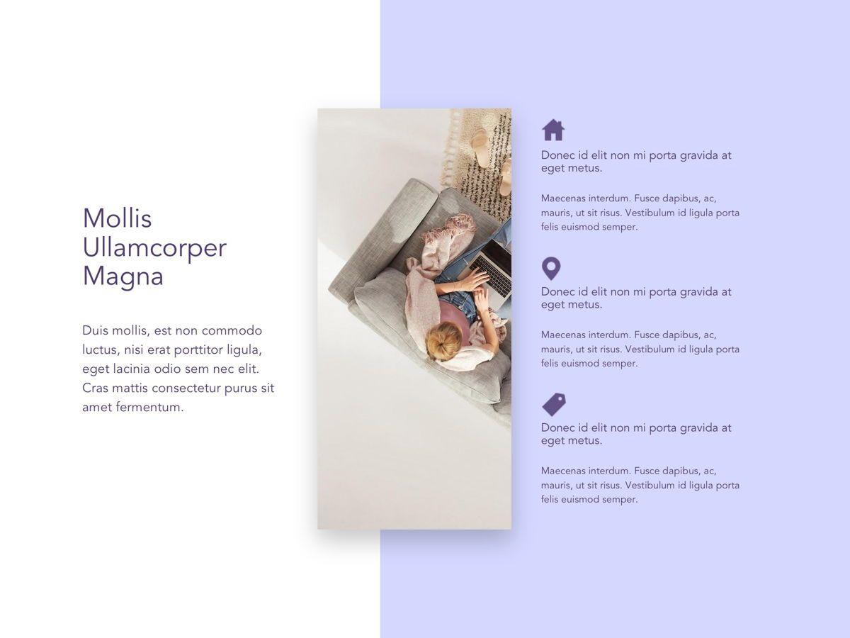 Marble Google Slides Template, Slide 10, 05272, Presentation Templates — PoweredTemplate.com