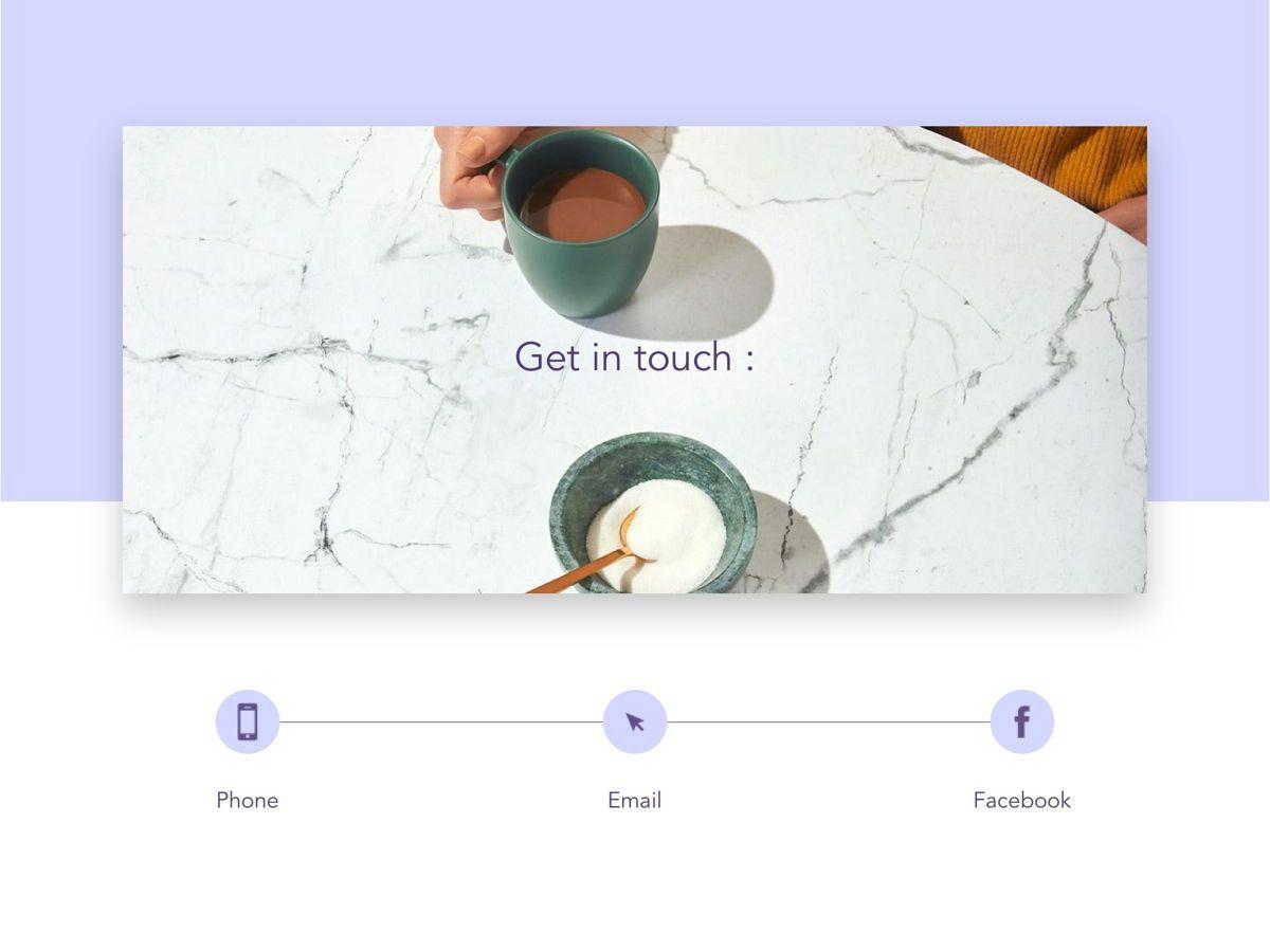Marble Google Slides Template, Slide 20, 05272, Presentation Templates — PoweredTemplate.com