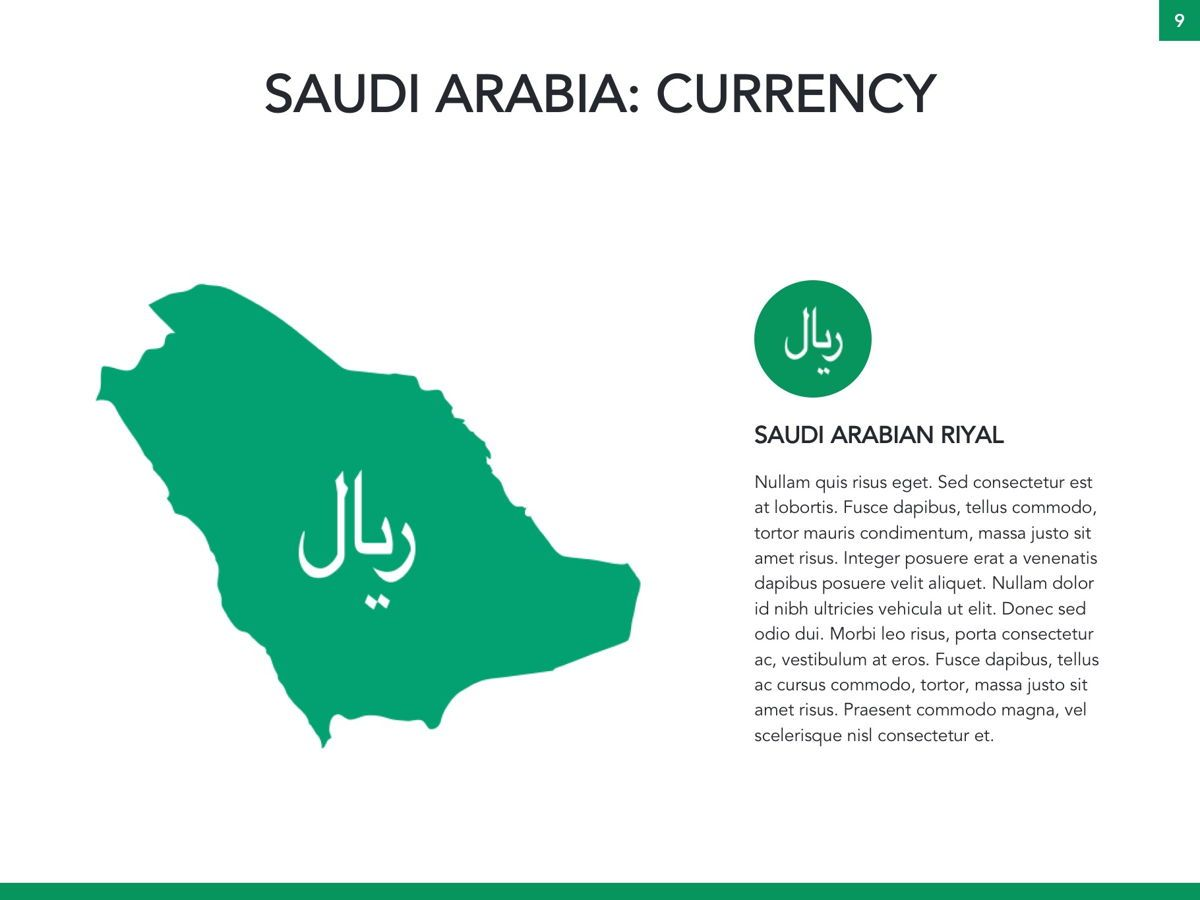 Country Saudi Arabia Google Slides Template, Slide 10, 05277, Presentation Templates — PoweredTemplate.com