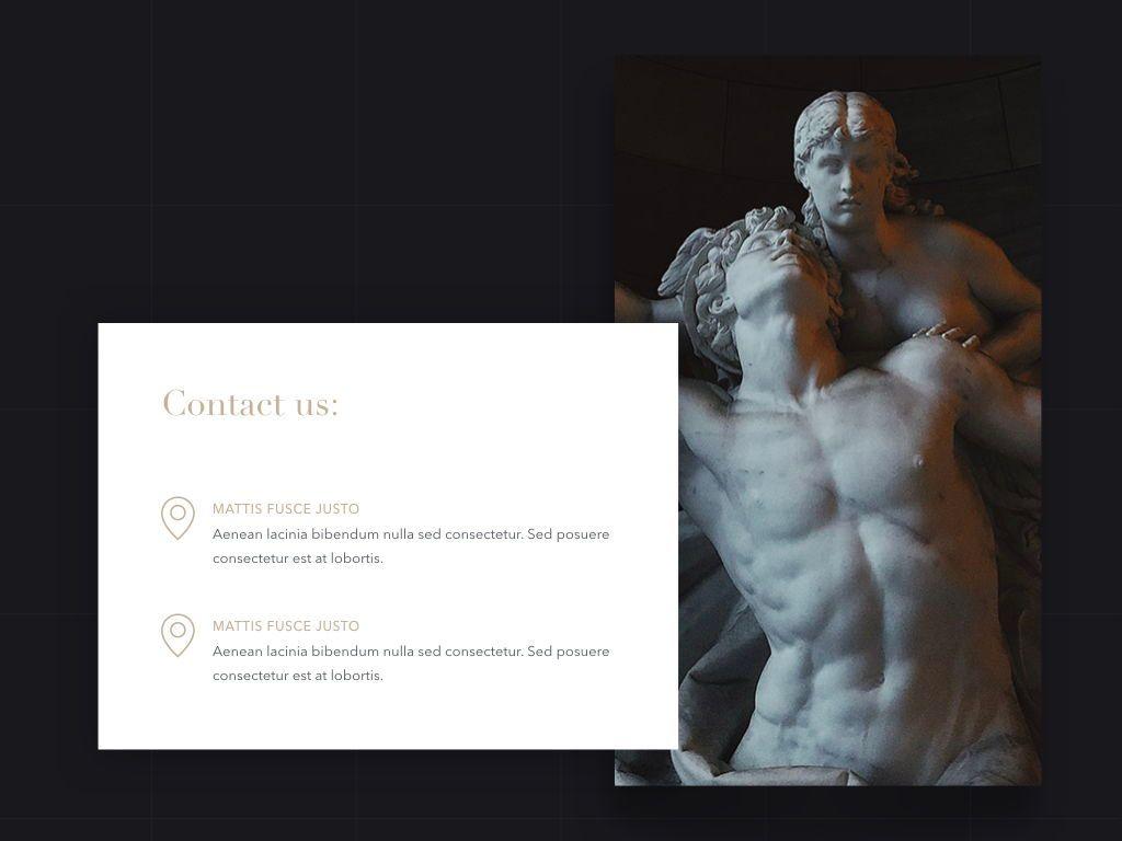 Antique Keynote Template, Slide 21, 05278, Presentation Templates — PoweredTemplate.com