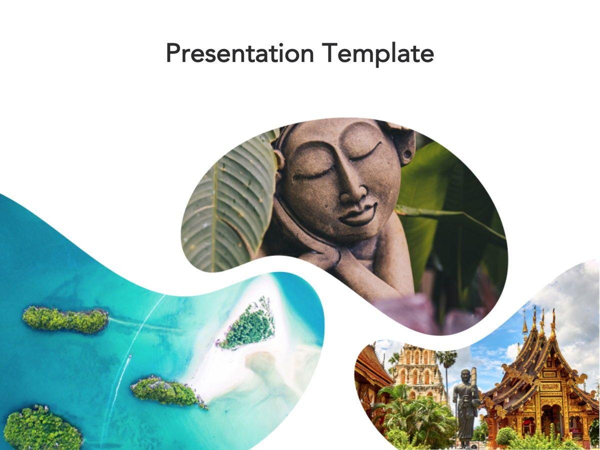 Travel Agency Google Slides, Slide 10, 05279, Presentation Templates — PoweredTemplate.com