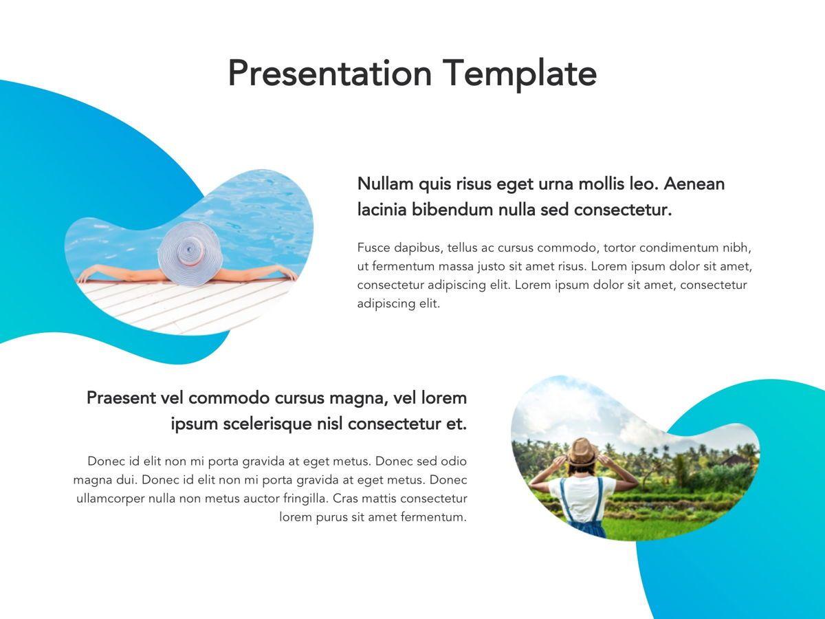 Travel Agency Google Slides, Slide 14, 05279, Presentation Templates — PoweredTemplate.com
