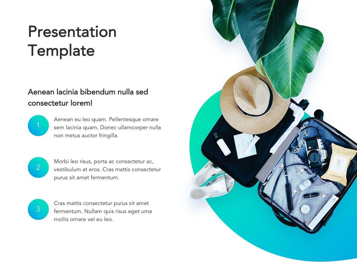 Travel Agency Google Slides, Slide 6, 05279, Presentation Templates — PoweredTemplate.com