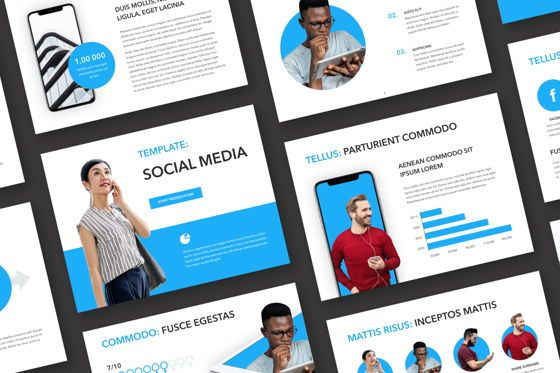 Presentation Templates: Audience Analysis Keynote Template #05281