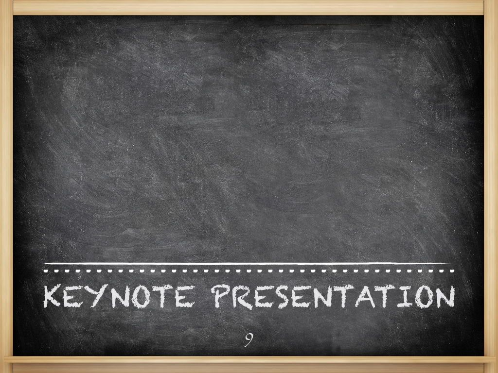 The Chalkdust Keynote Template, Slide 10, 05282, Education Charts and Diagrams — PoweredTemplate.com