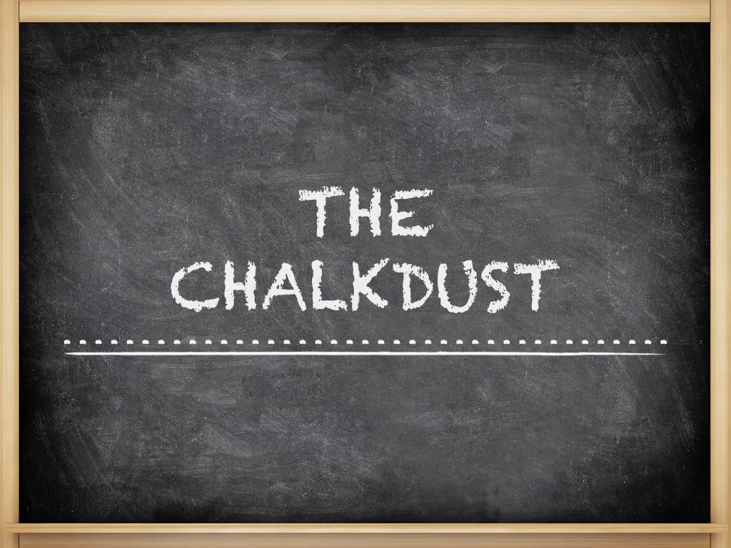 The Chalkdust Keynote Template, Slide 9, 05282, Education Charts and Diagrams — PoweredTemplate.com