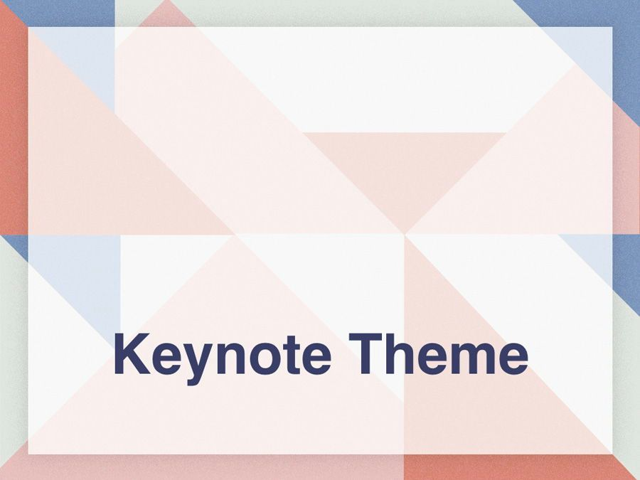 Color Patch Keynote Template, Slide 10, 05283, Presentation Templates — PoweredTemplate.com