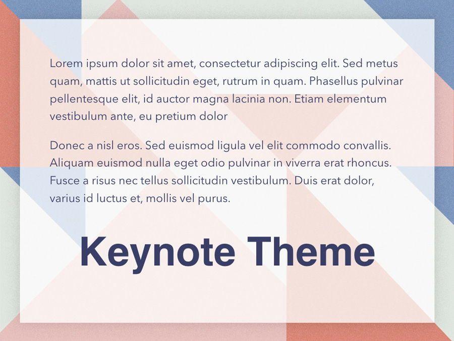 Color Patch Keynote Template, Slide 11, 05283, Presentation Templates — PoweredTemplate.com