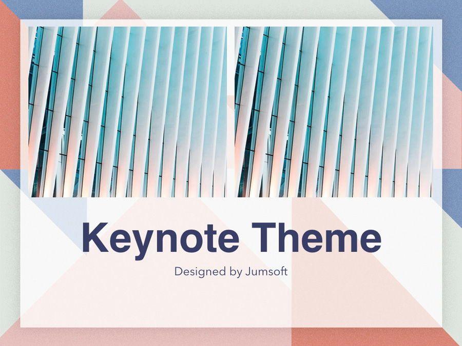 Color Patch Keynote Template, Slide 14, 05283, Presentation Templates — PoweredTemplate.com