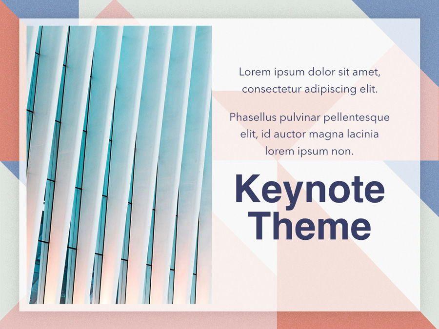 Color Patch Keynote Template, Slide 20, 05283, Presentation Templates — PoweredTemplate.com