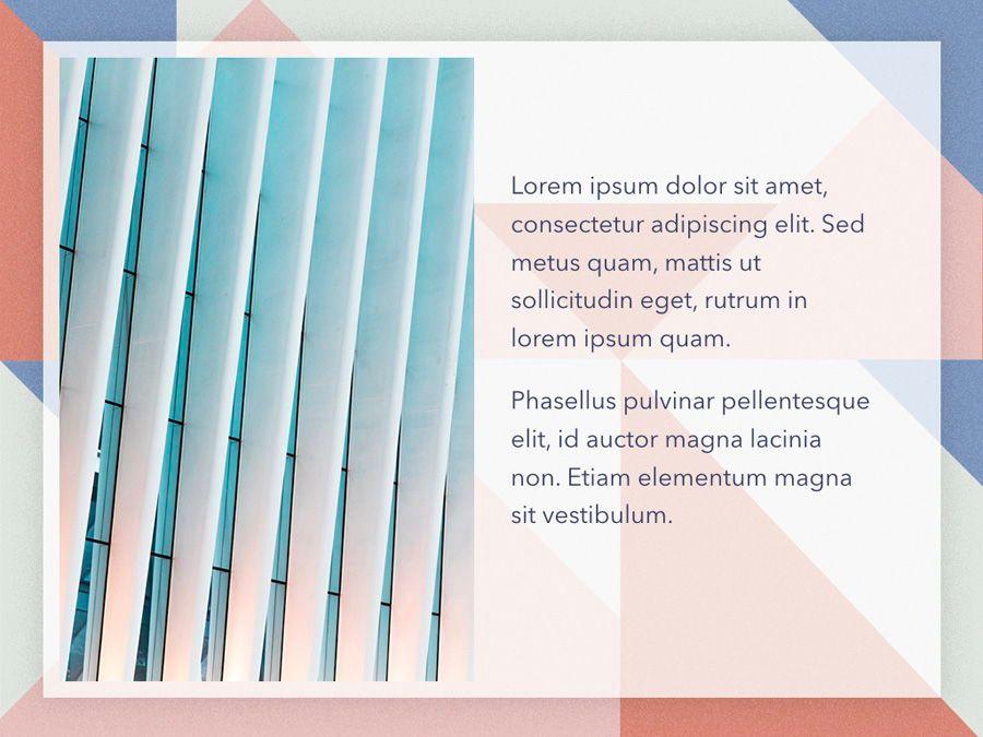 Color Patch Keynote Template, Slide 22, 05283, Presentation Templates — PoweredTemplate.com