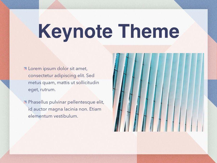 Color Patch Keynote Template, Slide 30, 05283, Presentation Templates — PoweredTemplate.com