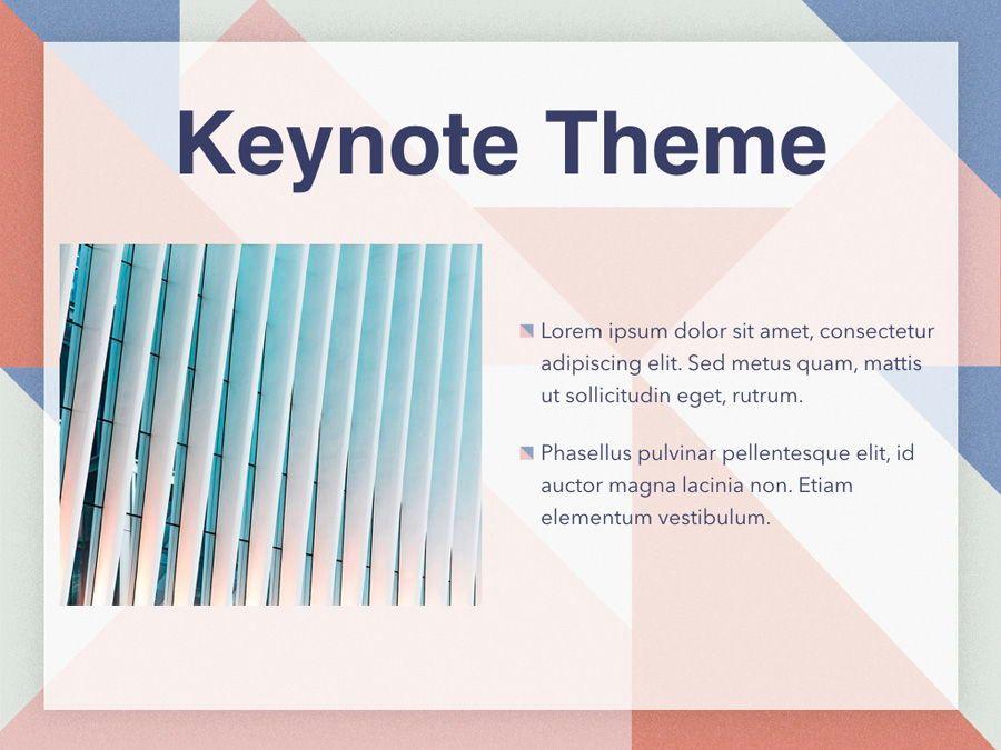 Color Patch Keynote Template, Slide 31, 05283, Presentation Templates — PoweredTemplate.com