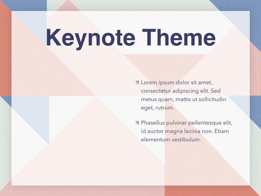 Color Patch Keynote Template, Slide 33, 05283, Presentation Templates — PoweredTemplate.com