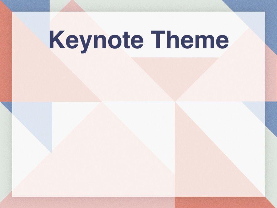 Color Patch Keynote Template, Slide 8, 05283, Presentation Templates — PoweredTemplate.com