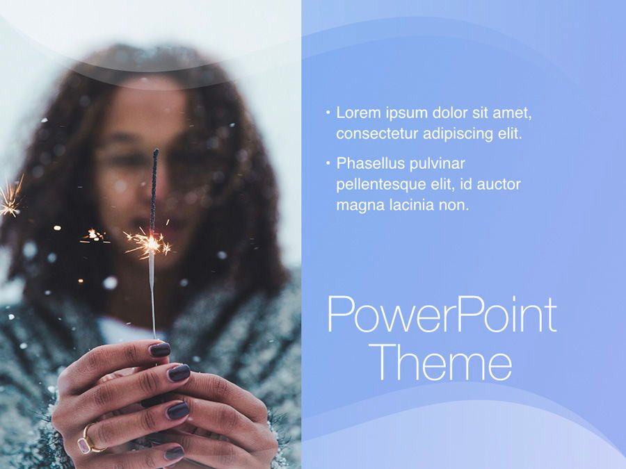 Blue Wave PowerPoint Template, Slide 20, 05286, Presentation Templates — PoweredTemplate.com