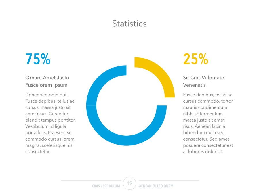 Confident PowerPoint Template, Slide 20, 05287, Infographics — PoweredTemplate.com