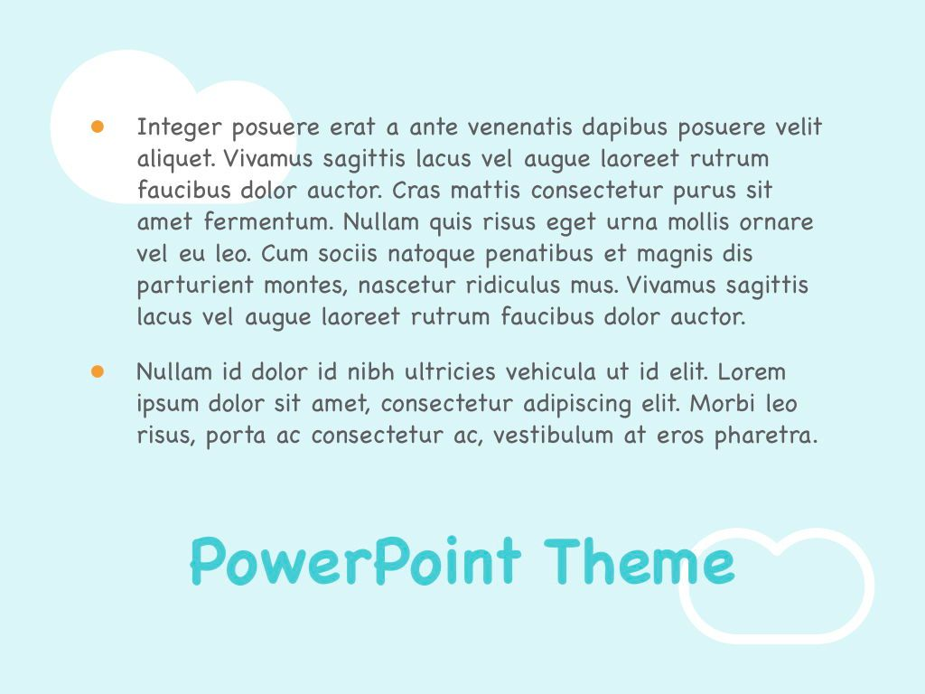 Chalkboard PowerPoint Template, Slide 11, 05288, Education Charts and Diagrams — PoweredTemplate.com