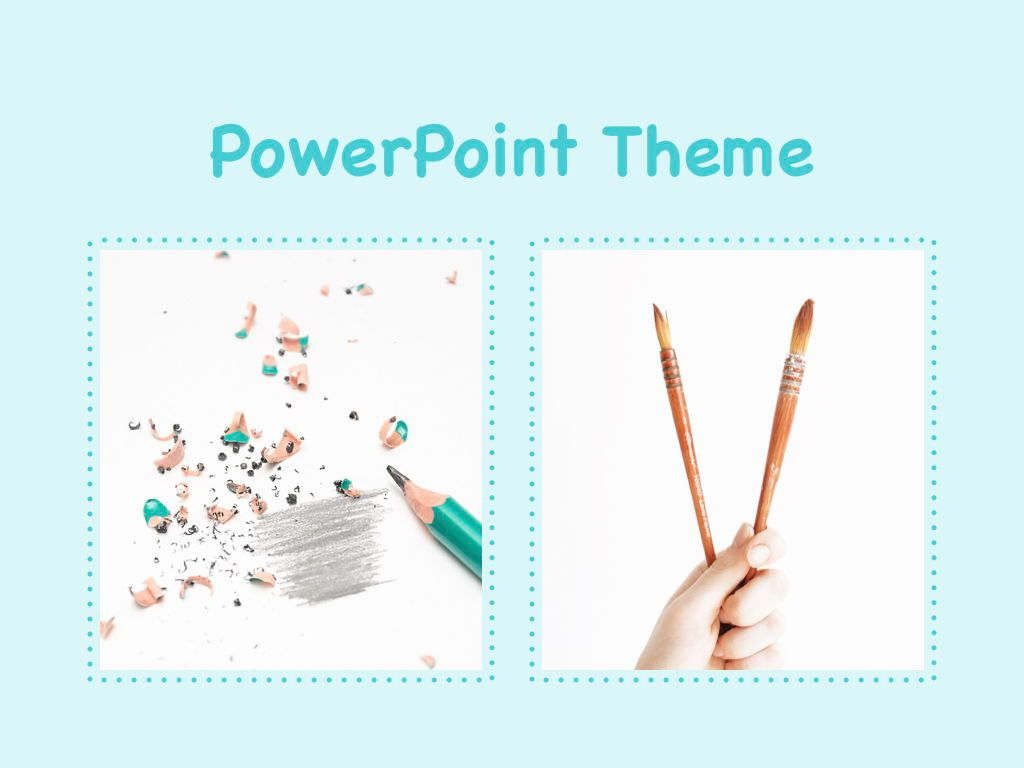 Chalkboard PowerPoint Template, Slide 16, 05288, Education Charts and Diagrams — PoweredTemplate.com